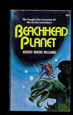 Robert Moore WILLIAMS - Beachhead Planet, DELL 1970 1st edition