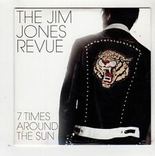 (FZ418) The Jim Jones Revue, 7 Times Around The Sun - 2012 DJ CD