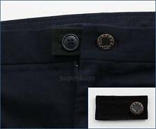 Black Pants Shorts Jeans Trouser Extension Expansion Enlarge Expander Waist Size