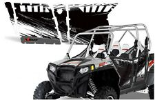 Pro Armor Graphics Kit Liquid Silver Solid Polaris RZR XP900 XP 900 4 12 13