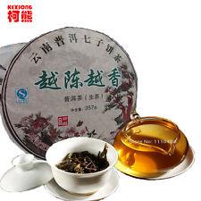 25 years health care tea puer 357g China naturally organic tea Pu er tea