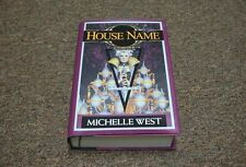 Michelle West  SERIES :House Name - The House War Bk. 3  (2011, hc) 1st printing
