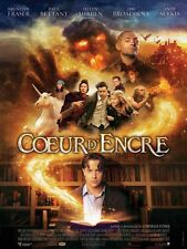 Affiche 120x160cm COEUR D'ENCRE /INKHEART 2008 Brendan Fraser, Sienna Guillory