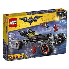 LEGO BATMAN MOVIE The Batmobile 70905 Brand New! 5 Minifigures Free Shipping!