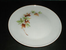 Salem Autumn Fall Leaves MAPLE LEAF  Dinner Plate -Made in South Africa (loc-14A