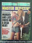 """""""Master Detective"""" August 1976 Assault Cover"""