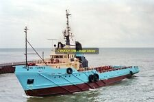 ap1216 - Oil Rig Service - Maersk Topper , built 1974 - photo 6x4