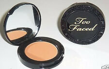 New! Too Faced Chocolate Soleil Matte Bronzer LargeTravel Sized .14oz!