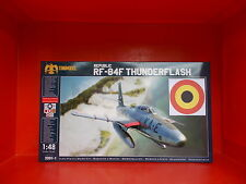 TANMODEL 1/48 Belgian AIR FORCE  Republic RF-84F THUNDERFLASH