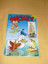 LE JOURNAL DE MICKEY N°2457 juillet 1999