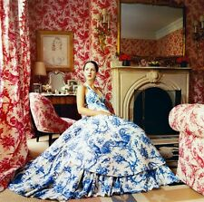 Carolina Herrera Couture Original One-Of-A-Kind Gown~Priceless Fashion History!