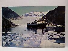 ss Glacier Queen & Yukon Star . Alaska Cruises Inside Passage Ship AK Boat V978