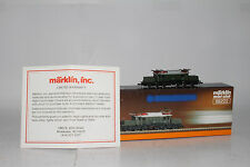 MARKLIN Z SCALE #88222, CROCODILE/KROKODIL ENGINE, DB CLASS E 94 METAL