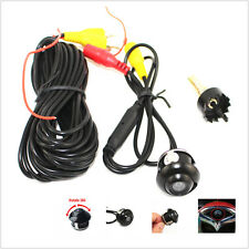 360° Rotatable Car Front/Side/Rear View Reverse Backup 170º Wide-angle HD Camera