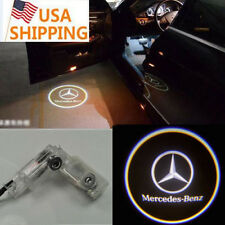2PCS LED Door Step Courtesy Shadow Laser Light for Mercedes-Benz R-Class 2006-UP