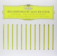 Recomposed By Max Richter: Vivaldi The Four Season  (2014, Vinyl NEUF)2 DISC SET
