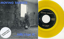 "Moving Targets - ...Away From Me 7"" ORANGE VINYL Bullet Lavolta Boston Punk Rock"