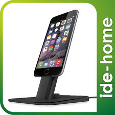 Twelve South HiRise Deluxe for iPhone 6 / 6S, 6 / 6S plus / 5S / iPad - Black