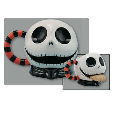 NIGHTMARE BEFORE CHRISTMAS TAZZA MUG JACK SKELETRON SKELLINGTON DISNEY CERAMIC 2