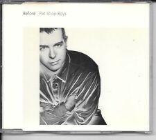 MAXI CD 4 TITRES--PET SHOP BOYS--BEFORE