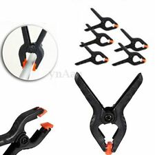 5Pcs Photography Background Clips Holder Mount Clamps for Backdrop Studio Camera