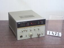 AGILENT HP 436A POWER METER WATTMETRE HF 50GHz - Opt: 022 - *I475