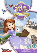 Sofia The First - Once Upon a Princess (DVD, 2013) Brand new and sealed