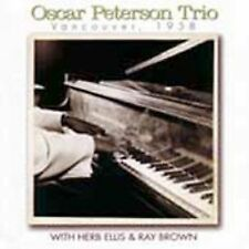 Vancouver 1958 by Oscar Peterson *New CD*