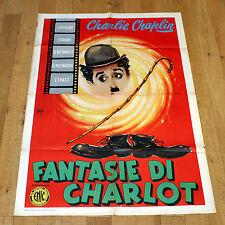FANTASIE DI CHARLOT manifesto poster affiche