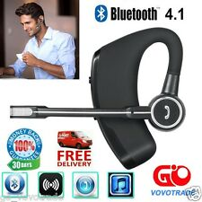 Bluetooth Wireless 4.1 Handsfree Stereo HiFi Headset Earphone For iPhone Samsung