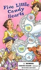 Five Little Candy Hearts Boniface, William Hardcover