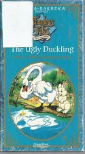 Timeless Tales From Hallmark The Ugly Duckling (VHS, 1990) Olivia newton john