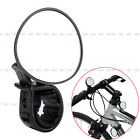 Adjustable 360 Degree Rotate Rear View Mirror Bicycle Road Bike Handlebar Black