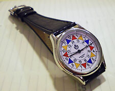 RAF Royal Air Force Sector Clock Watch, WW2 1940's Styled Souvenir