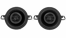 "Pair PowerBass S-352 3-1/2"" 3.5"" 180 Watt 2-Way Coaxial Car Stereo Speakers"