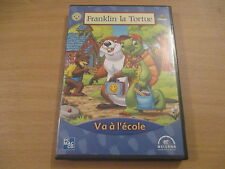 pc/mac cd-rom franklin la tortue va a l'ecole