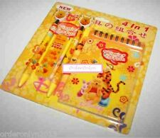 Stationery 4pc Set (Winnie The Pooh Design)