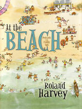 Roland Harvey  AT THE BEACH: POSTCARDS FROM CRABBY SPIT  Shortlisted PB