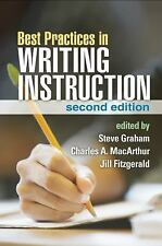 Best Practices in Writing Instruction, Second Edition, , Good Book