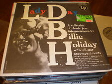 Billie Holiday LP Lady Day SEALED