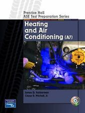 Prentice Hall ASE Test Preparation Series: Heating and Air Conditioning A7