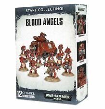 Start Collecting! Blood Angels Warhammer 40,000, New Toys And Games