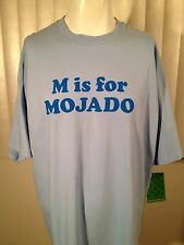 New w/ Tags NaCo M IS FOR MOJADO T-Shirt XL Made In Mexico Chido Chido NWT Pocho