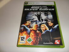 XBox 360  Fantastic Four: Rise of the Silver Surfer