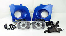 Blue JDM Projector Halo Fog Lights w/ Covers FITS Subaru Impreza/WRX/Sti 06-07