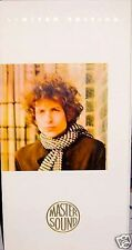 MASTERSOUND GOLD CD CK 53016: Bob Dylan Blonde on Blonde OOP 1992 JPN LONGBOX NM
