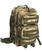 US ASSAULT PACK LARGE ARMY RUCKSACK MILTACS FG Outdoor DAYPACK