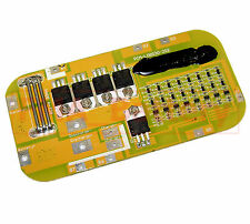 25.6V 8S LiFe Battery PCM BMS for 18650 26650 LiFePO4 C/Discharge:5A/16A SM202