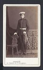 Grand Duke Paul Alexandrovich Romanov of Russia CDV Photo by Levitsky