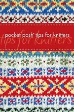 Pocket Posh Tips for Knitters by JAYNE DAVIS and Jodie Davis (2011,...